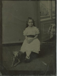 Mary Alice Dalton, granddaughter of Zebulon B. Coffin