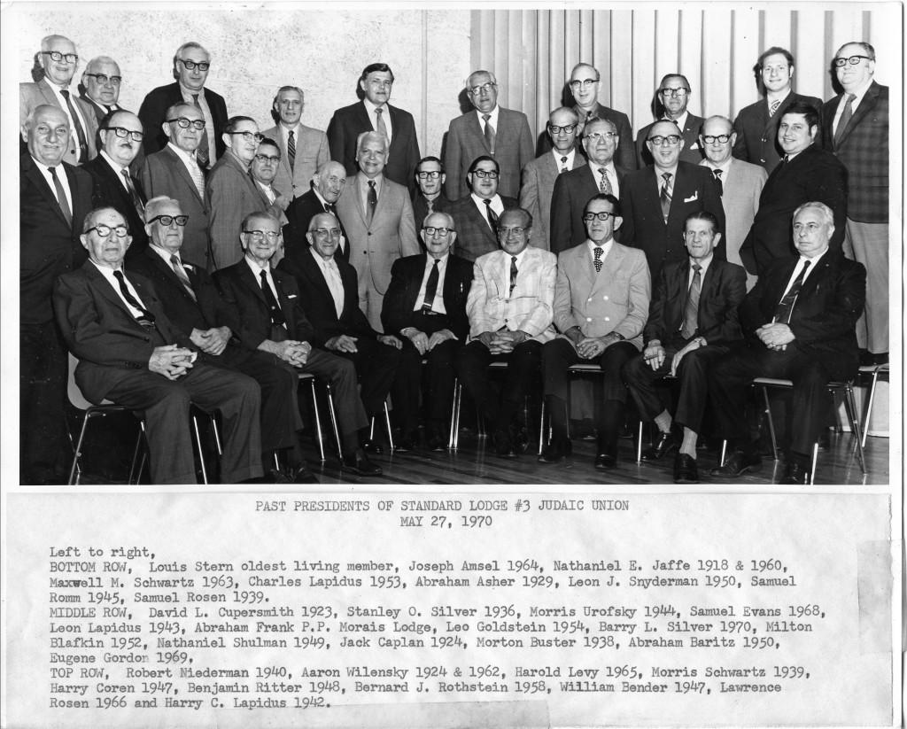 standard lodge old members