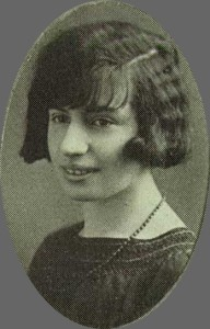 Levine, Sophie - 1926 - HS picture in yearbook-crop-crop